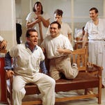 """Tom and Carlee's C.A.F.E. will be at a screening of Academy Award-winning """"One Flew Over the Cuckoo's Nest"""" at 7 p.m. Wednesday, June 17, at the Historic Elsinore Theatre. The 1975 drama was filmed in Salem."""