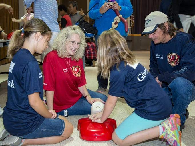 More than 1,000 community members attended Health First's