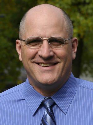 Daniel Zimmerman, Wisconsin veterans affairs secretary.