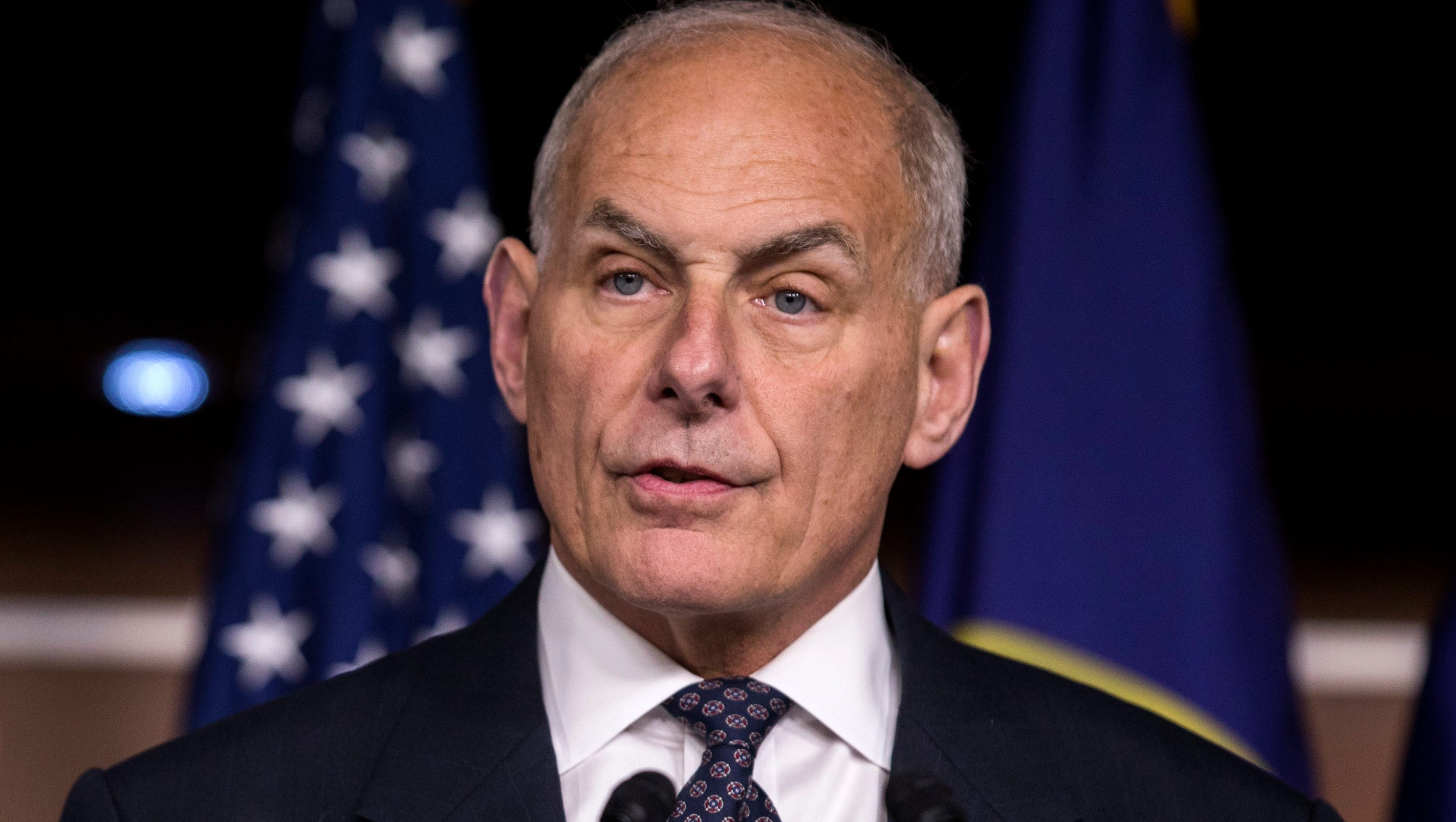 5 things to know about new White House chief of staff John Kelly