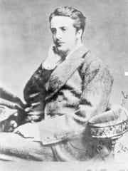 The murder of John Tunstall, Billy the Kid's employer,
