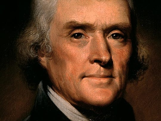 Thomas Jefferson's presidential election victory in 1800 took 36 votes by the House to decide.