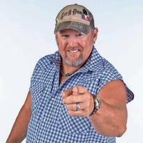 Larry the Cable Guy aims to 'Git-R-Done' Saturday at Menominee Nation Arena in Oshkosh