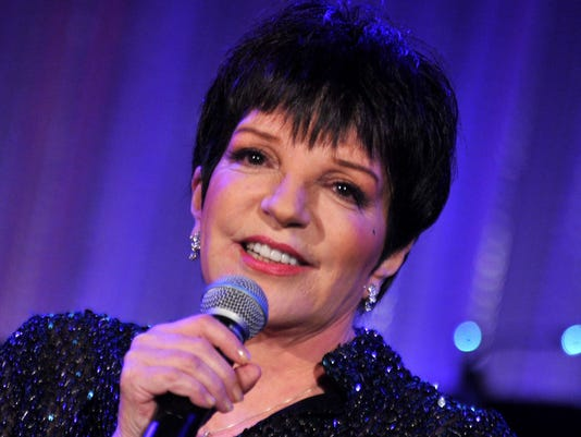 FILE: Liza Minnelli Being Treated For Substance Abuse in Malibu