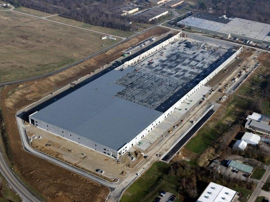 Paul Hemmer Co. continues to build a facility that