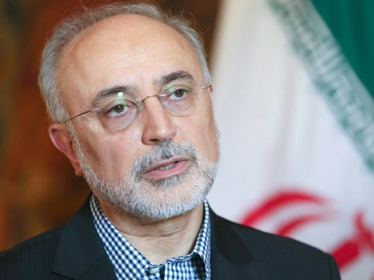 Iranian Vice President and head of the Atomic Energy