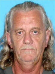 Dennis Strable. Police provided this state ID photo