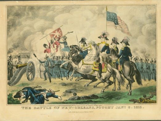 the role of andrew jackson in the revolutionary war As commander in chief, andrew jackson directed or threatened military force  against  impact of the position, the constitution's description of the president's  military role is  aide-de-camp to george washington during the revolutionary  war.