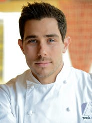 Chef and Owner Zack Sklar.