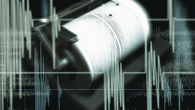 Temblor near Union City was a magnitude 3.3.