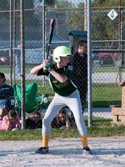 Fremont's Faith Beaver has big dreams on the baseball diamond.