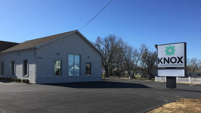Knox Medical, a planned medical marijuana dispensary, is located in the 600 block of Frederick Street in Penn Township.