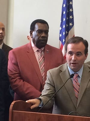 Mayor John Cranley announces Wednesday that the city will launch new contracting programs.