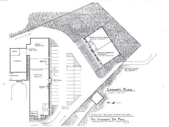 St. Vincent de Paul plans to begin construction on