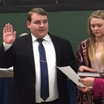 Teen joins Middlesex Borough school board