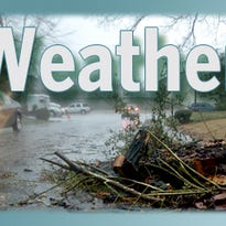 NWS: Risk of severe weather this afternoon