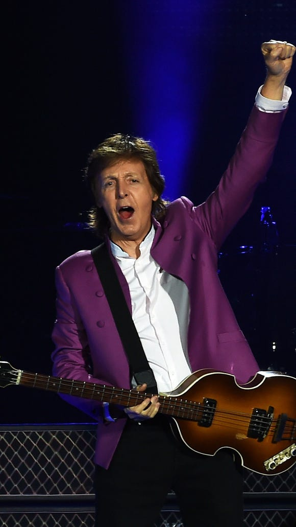 Paul McCartney could perform even longer than his scheduled 2-1/2 hour set at Firefly Music Festival next weekend.