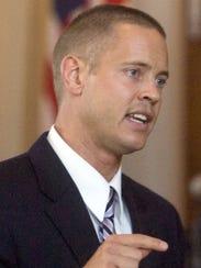 Ross County Prosecutor Matthew Schmidt