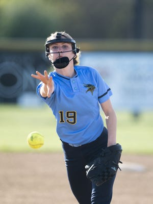 Cape's Riley Shields was on the winning end of Tuesday's 3-2 decision as the Vikings defeated No. 2-ranked CR.