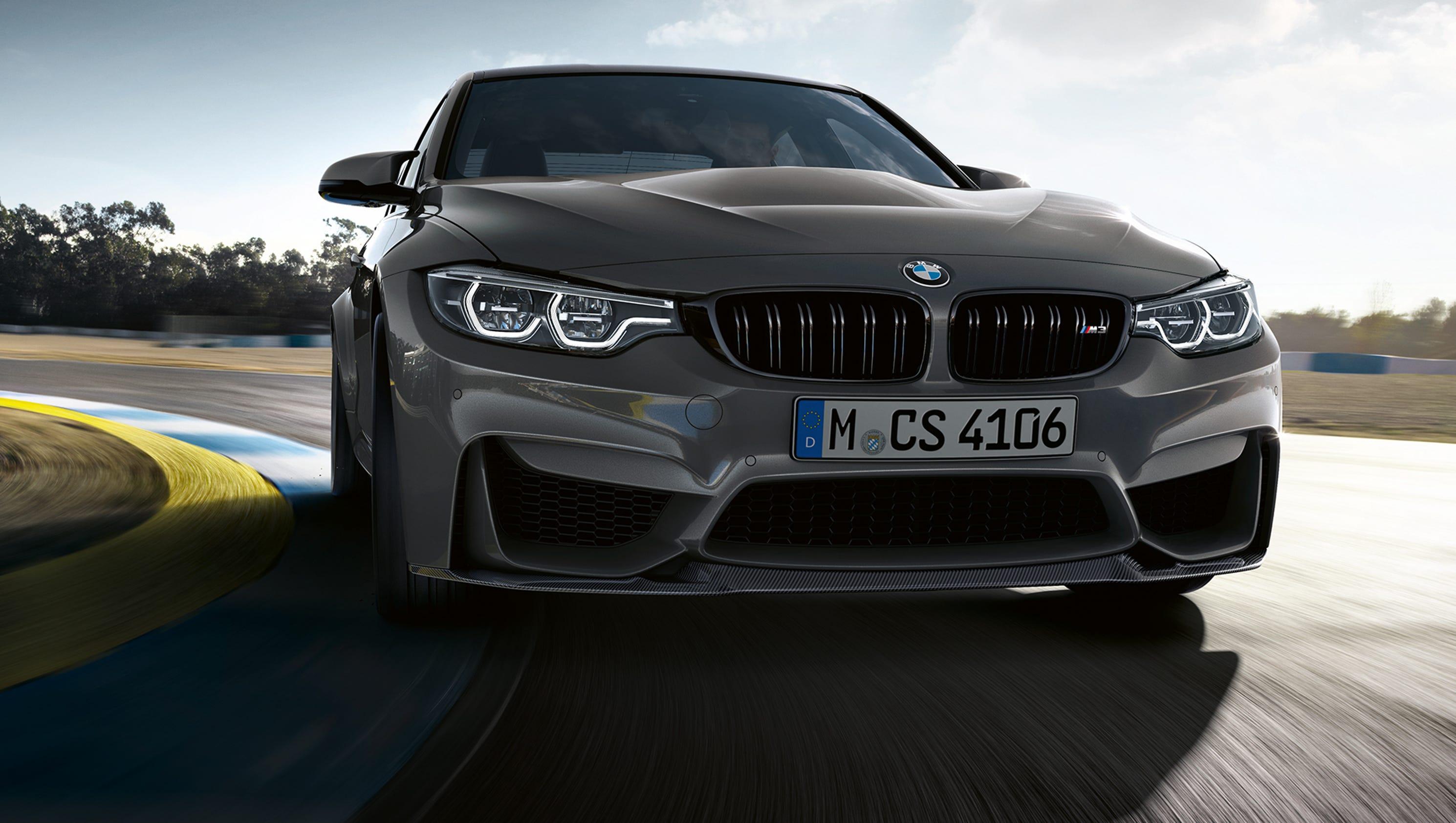 Bmw Amps Up Performance In New M3 Cs Sedan