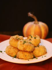 Loaded Crispy Baked Potato Croquettes transform leftover mashed potatoes.