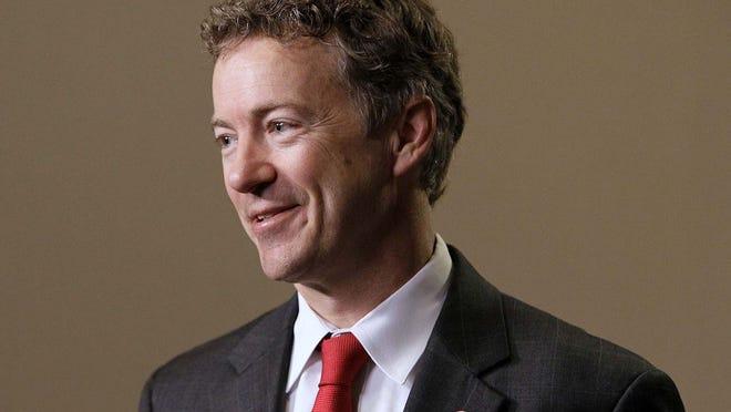 U.S. Sen. Rand Paul, R-Ky. (AP Photo/Ed Reinke)