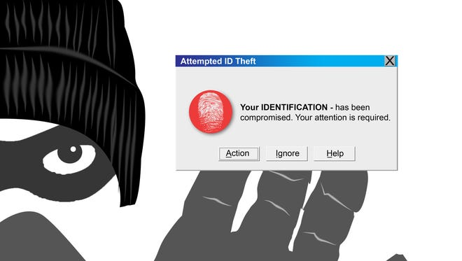 No one company can prevent any individual from ever becoming an identity-theft victim.