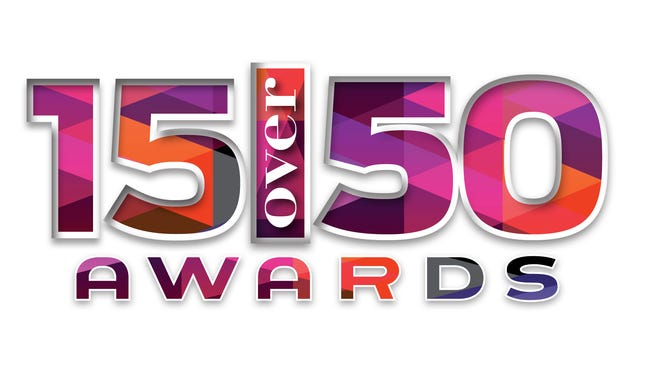 Nominations are open for 15 Over 50