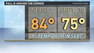 September Temperatures