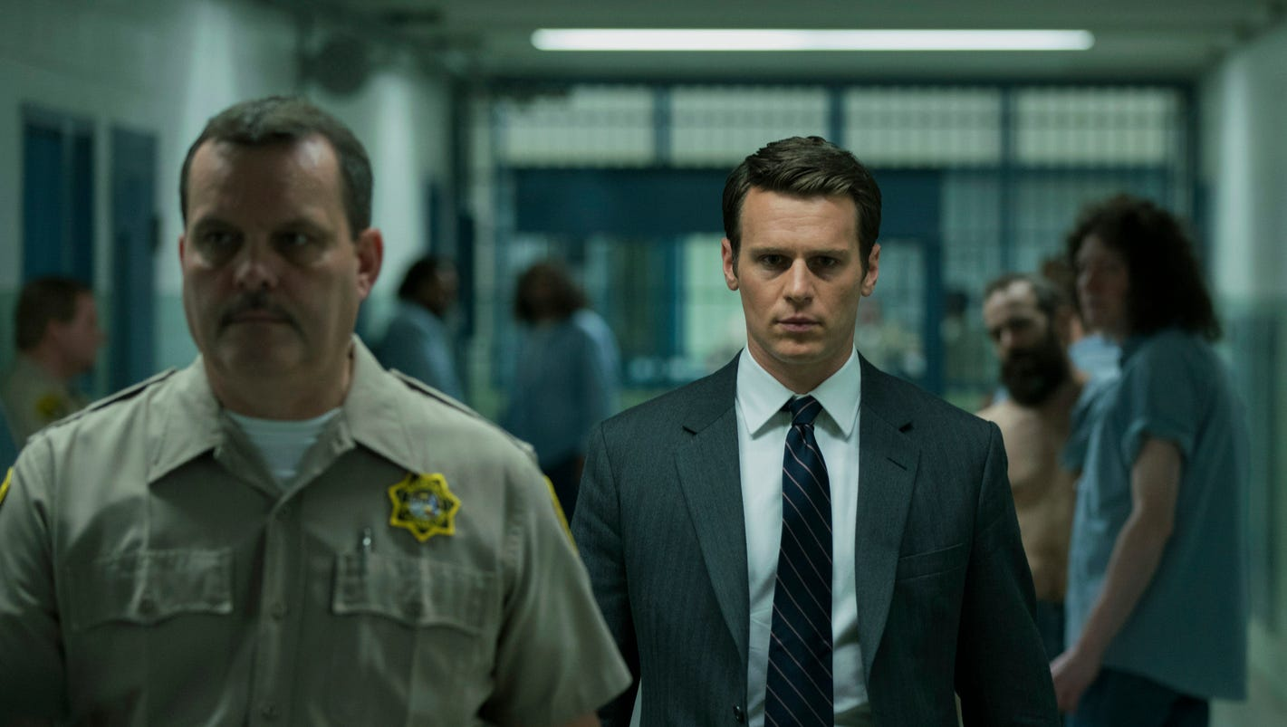 Review: Netflix and David Fincher's 'Mindhunter' is a beautiful but listless crime drama