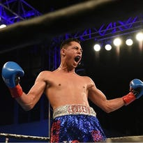 Oxnard's Hugo Centeno goes for championship belt Saturday night