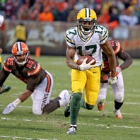 Packers WR Davante Adams assumes role as Aaron Rodgers' top target