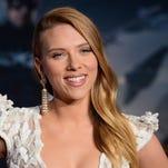 Actress Scarlett Johannson is 30 Saturday.