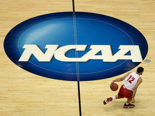 NCAA Wisconsin Basketball