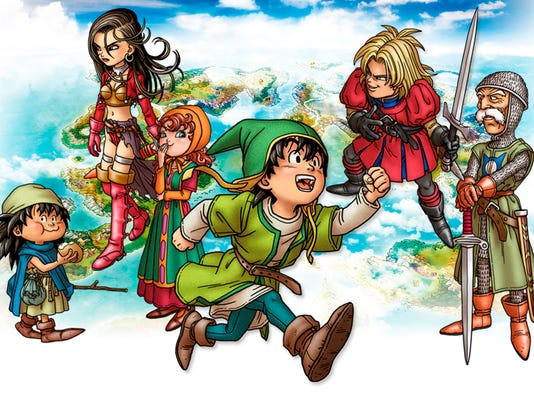 Dragon Quest VII: Fragments of Forgotten Past