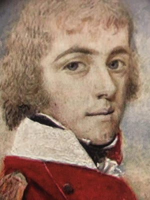 James Grierson, an Augusta supporter of the British, was killed after the 1781 Battle of Augusta.