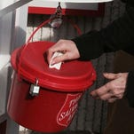 Why I ring bell for Salvation Army