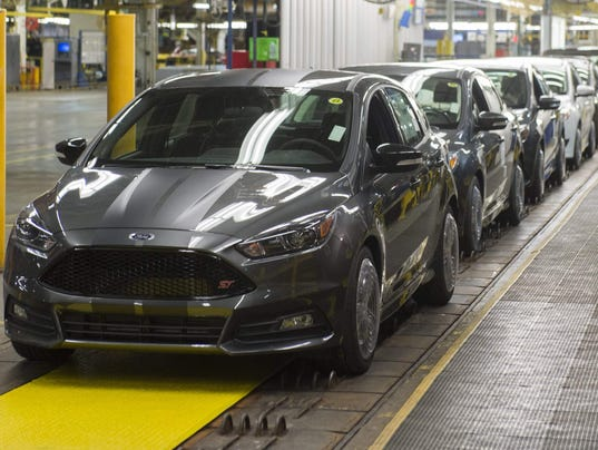 ford moving all production of small cars from us to mexico