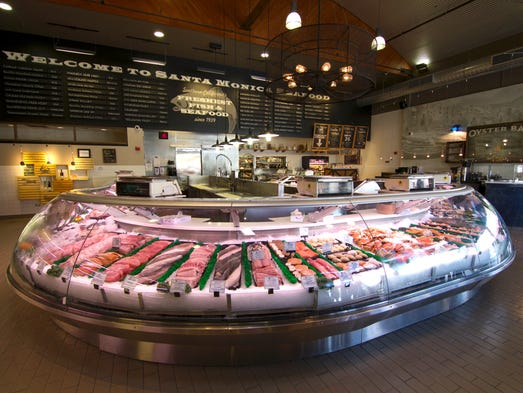 America 39 s fresh seafood markets for Santa monica fish market