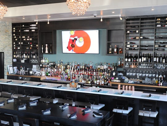 The bar is set for customers at Twenty88 in Camarillo.