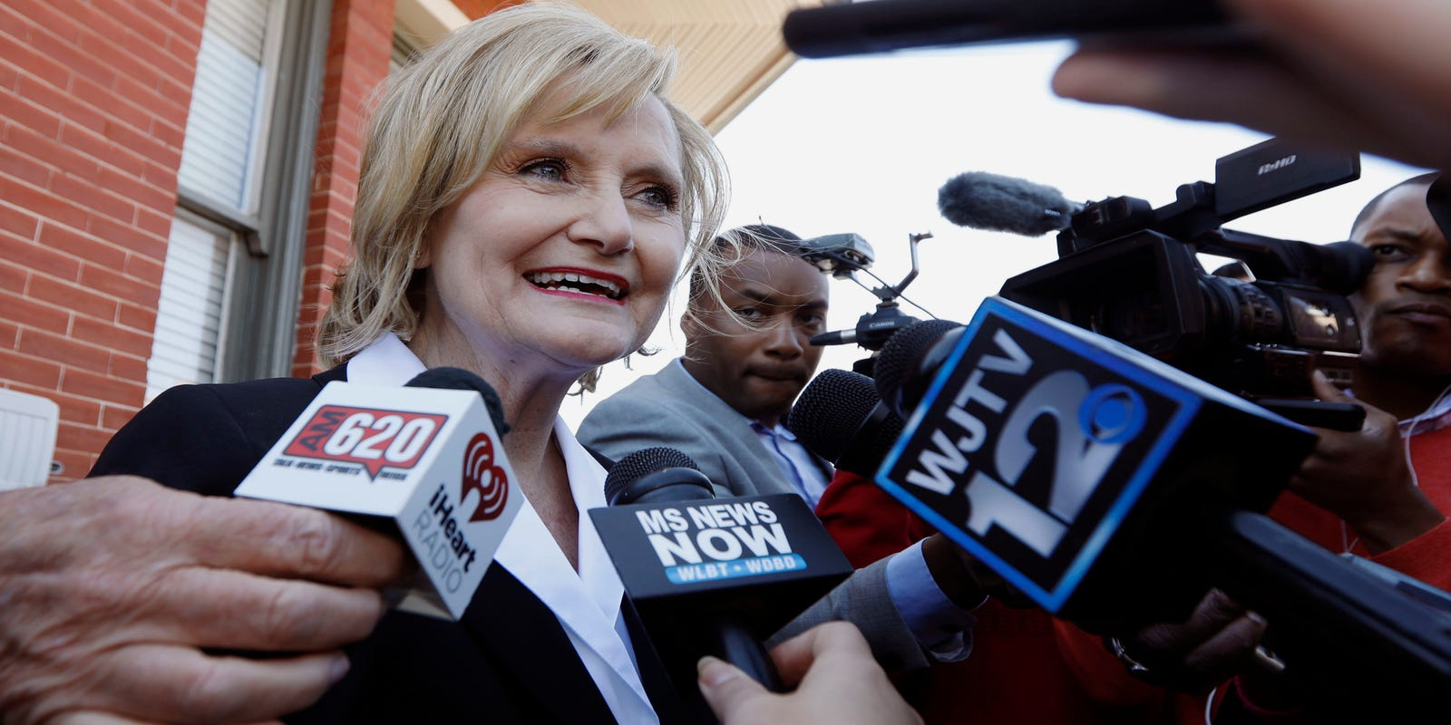 This is why you must vote for Cindy Hyde-Smith