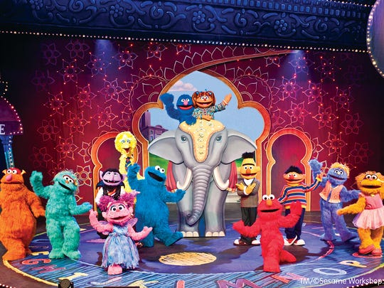5/3-4: Sesame Street Live - Elmo Makes Music | Elmo,