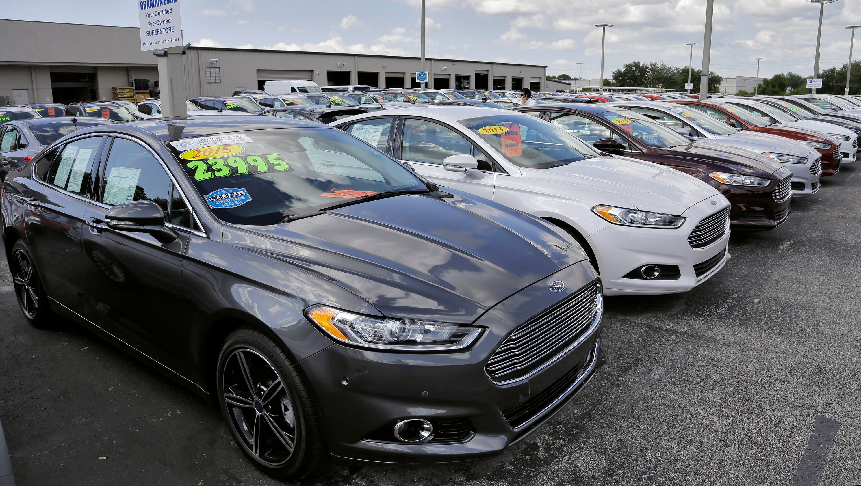 Used Car Dealers That Buy Cars For Cash