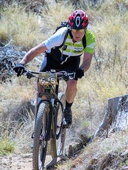 Mountain bikers also must keep to their designated trails.