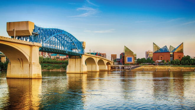 Known for it's breathtaking beauty and vibrant downtown, Chattanooga is a walkable city packed with family-friendly destinations.