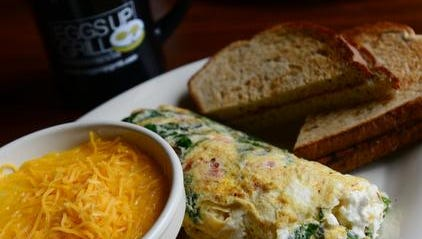 Greenville's third Eggs Up Grill location has opened at McAlister Square.