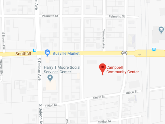 The vicinity of Saturday afternoon's reported shooting