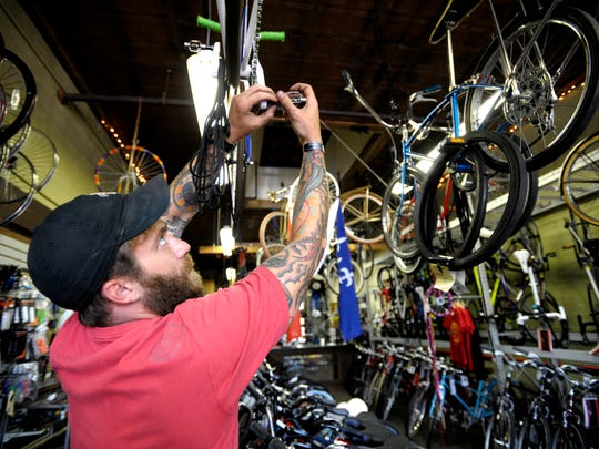 Hub City Cycles will offer lifetime maintenance on the first five bikes sold Friday and Saturday.