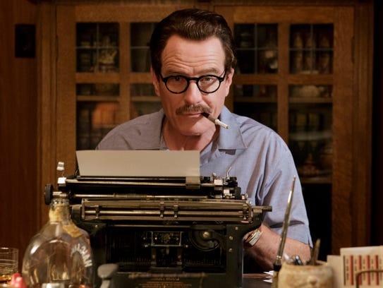 "Bryan Cranston stars as Dalton Trumbo in ""Trumbo."""