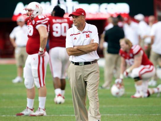 Mike Riley is entering his second season as Nebraska's